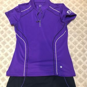 Other - Monarch Beach golf top/skirt, size 4 small